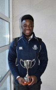 Peter Oleyede and league  cup 15