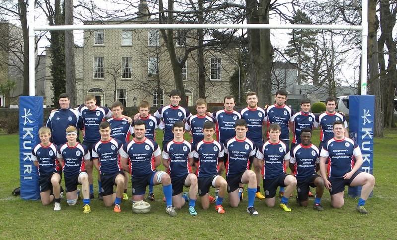 Senior Rugby Team 2014 2015