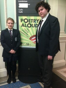 2015 Regional Finalists in Poetry aloud competition