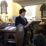 reading the proclamation