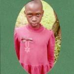 Victo, whose education in Uganda SGS sponsors