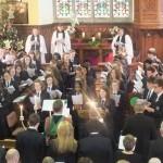 Carol Service in Calry Church