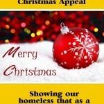 Christmas appeal for the homeless in Sligo