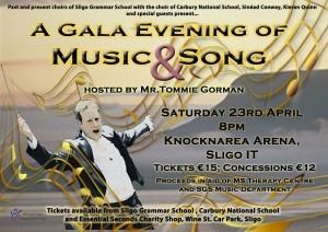 Gala Evening poster