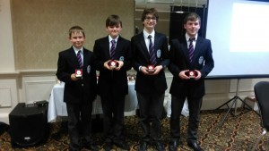 Chess 2016 prizewinners
