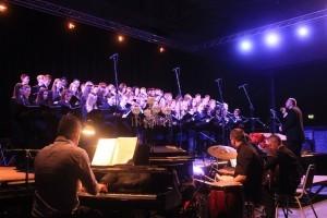 Choir at Gala Concert