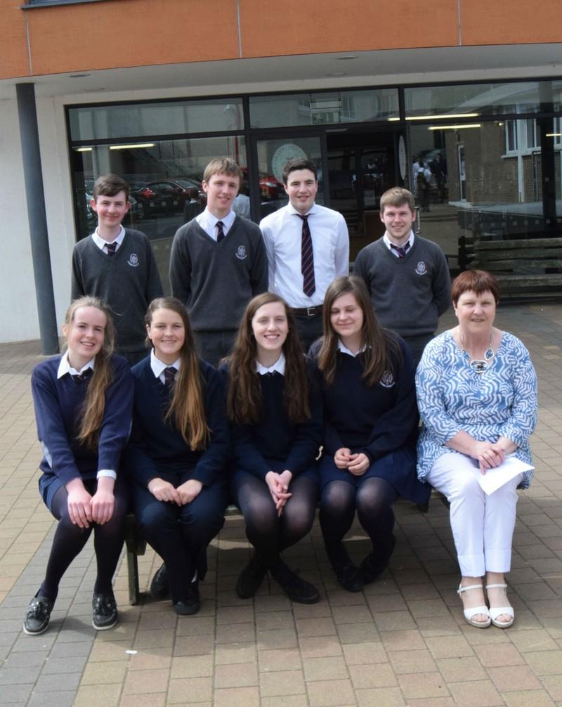 Seachtain na Gaeilge Winners