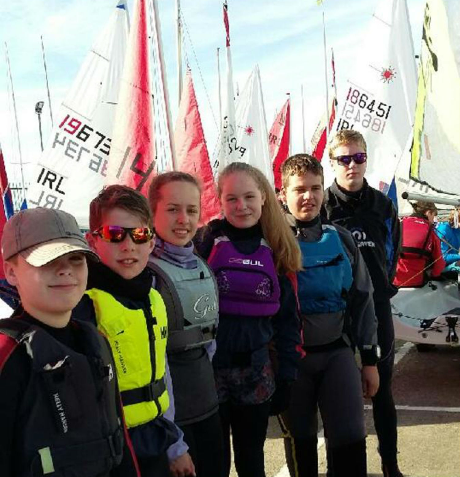 Silver in Sailing!
