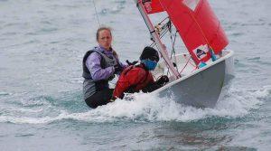 Sarah White Sailing