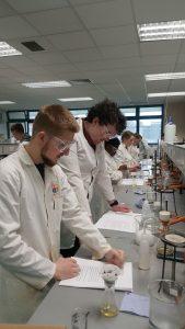 chemistry lab 3