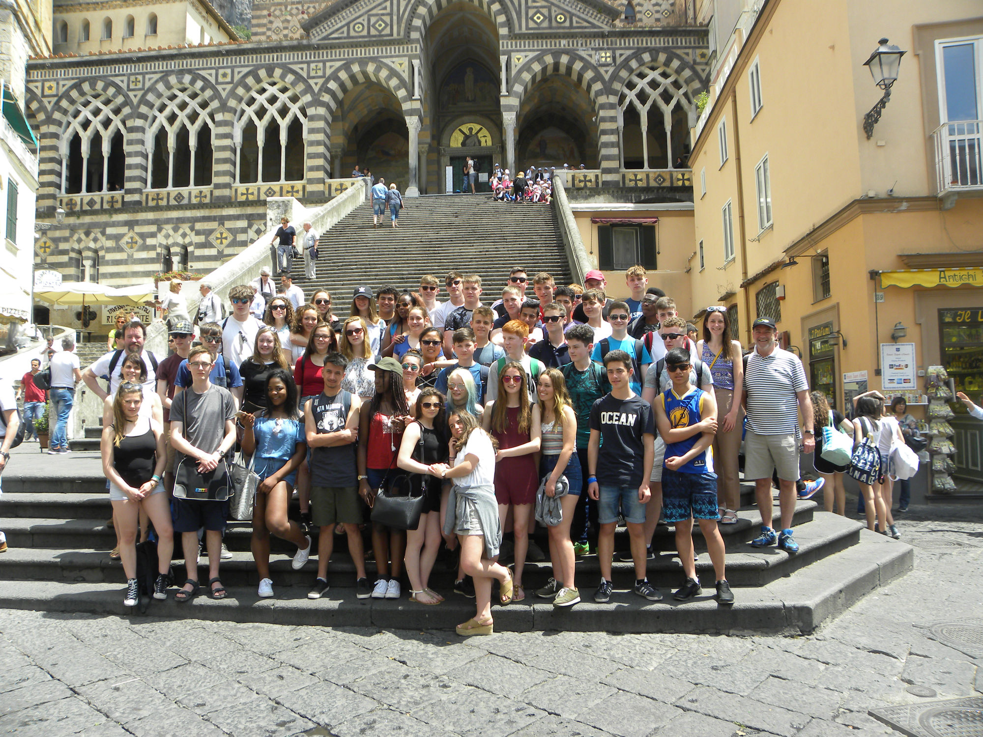 TY Cultural Trip to Italy