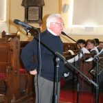 valedictory assembly pat doherty retires