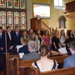valedictory choir a