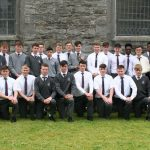 valedictory day SCT with League cup