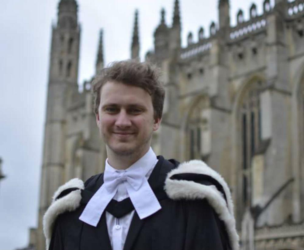 Cambridge Graduate