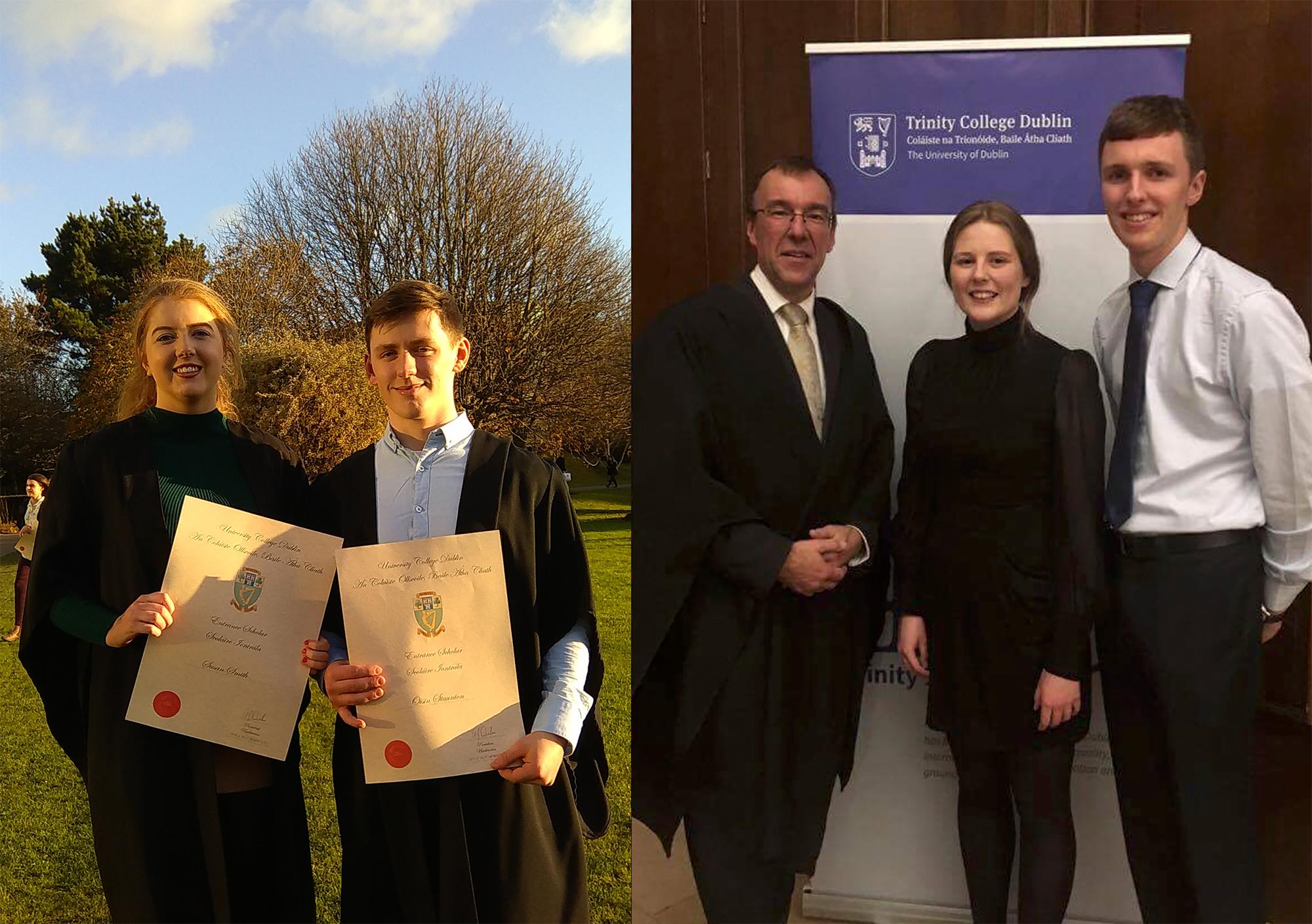 University Scholars 2017