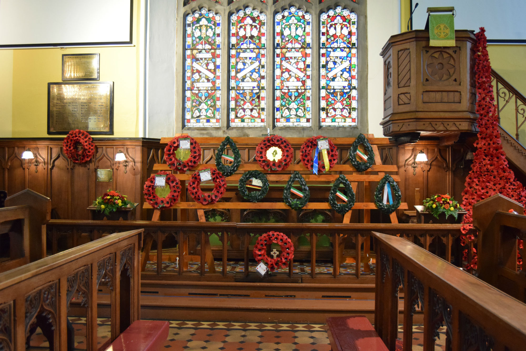 Service of Remembrance and Reconciliation