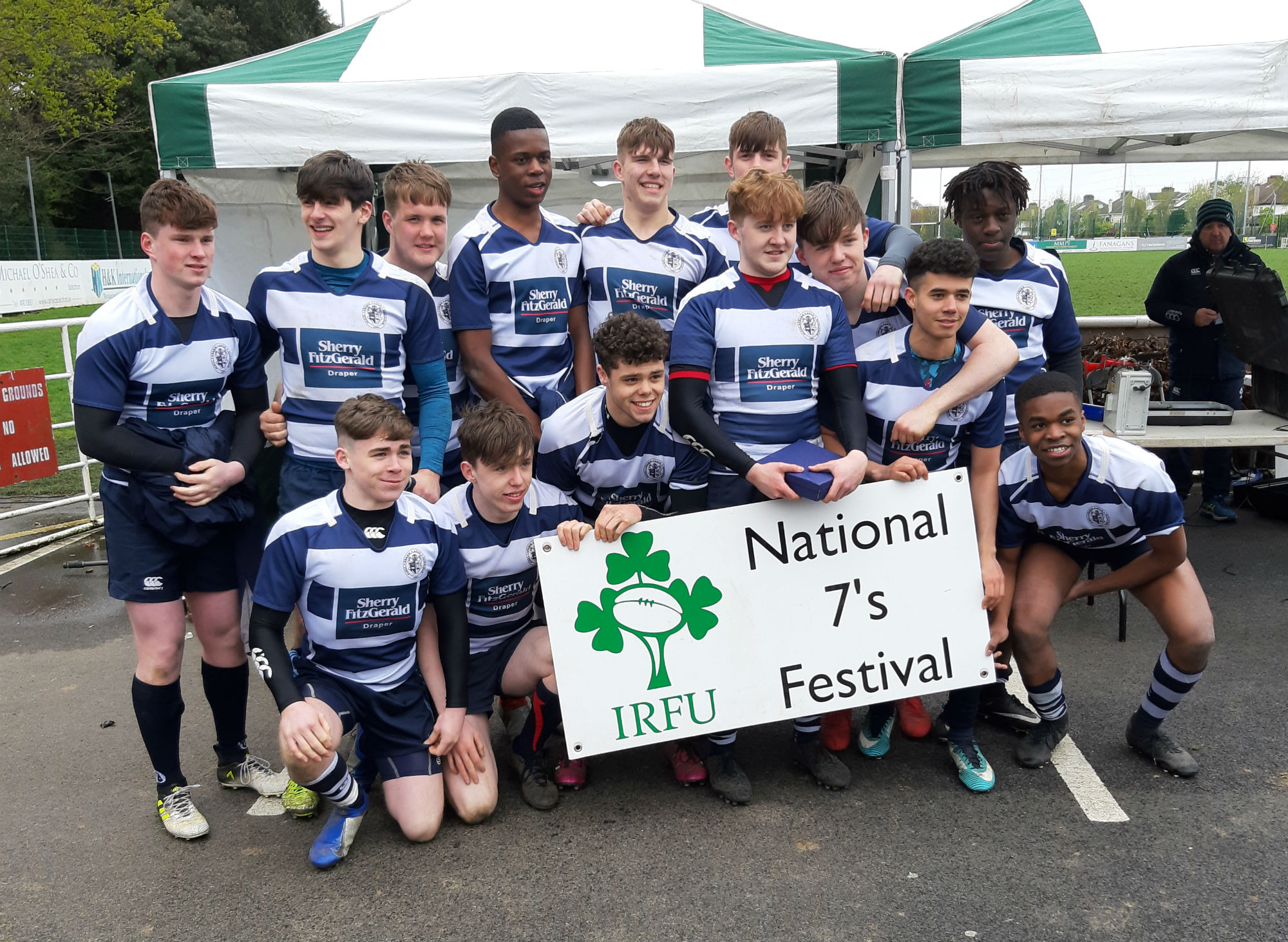 Rugby Sevens Victory