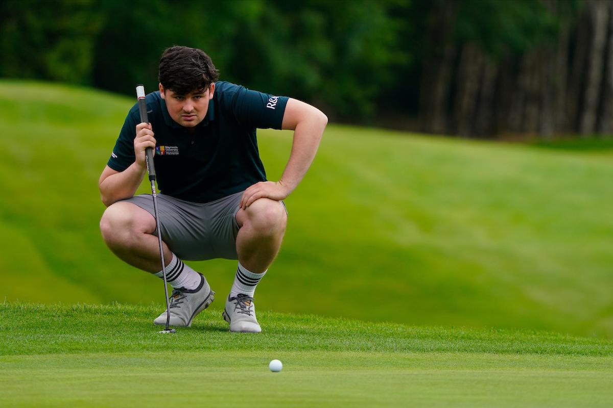 Champion Golfer!